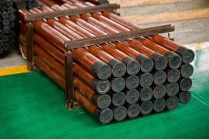 China AW BW NW Steel Casing Pipe / Reliable Drill Pipe Casing For Core Drilling on sale