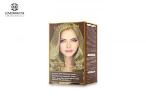 China Multi Shades Home Hair Dye Colors , All Hair Type Hair Color For Women on sale