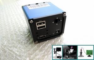 China High Resolution 1080P HDMI Camera , Durable HD Microscope Digital Camera on sale