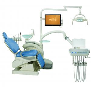 China ANLE AL-398Sanor'e Folding CE approved complete dental chair unit on sale
