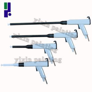 China Electric Powder Coating Gun Extension Rod , Spray Gun Plastic Extension Tube on sale