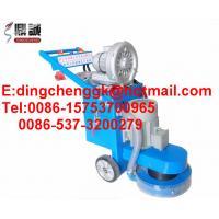 3kw Siemens motor concrete grinding machine
