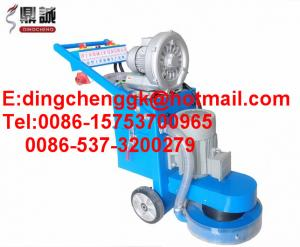 China two wheel hand concrete grinder on sale