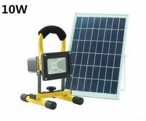 China Solar Hand Light Outdoor Led Solar Street Light 10W Solar Light Lamp Solar Panel Outdoor Light on sale