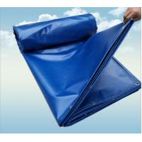 China High Strength Waterproof PVC Tarpaulin , PVC Laminated Tarpaulin For Agricultural on sale