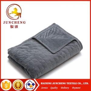China Amazon hot sale weighted blanket wholesale without moq on sale