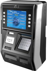 China Retail / Ordering / Payment, Account Inquiry And Transfer Touch Screen Multimedia Kiosks on sale