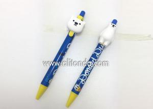 China Custom promotional advertising pens logo print gel pen custom sign pens for markets promotion wholesale on sale