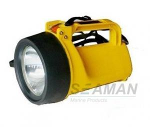 China Portable Explosion Proof Lights  Aluminium Alloy Handheld Fireman Lamp on sale