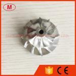 GT15-25 32.94/49.00mm 6+6 blades 434812-0001/2 Turbo Aluminum 2024 /Billet/milling compressor wheel for 713673-0004