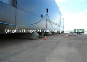 China World Class Ship Launching Airbag Good Air Tightness ISO14409 Standard on sale