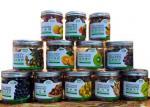 Tarros que empaquetan etiquetas impresas autas-adhesivo personalizadas de la categoría alimenticia