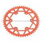 Projeto de competência do elevado desempenho Chain das rodas dentadas da bicicleta da sujeira do MX de KTM