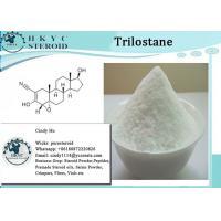China 99% Antineoplastic Anti Estrogen Raw Powder Trilostane For Breast Cancer Treatment on sale