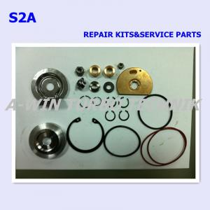 China S2A 197266 / 311101 Turbocharger Repair Kits , Universal Turbo Kit on sale