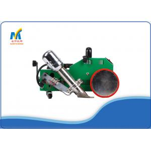 China PVC Outdoor Banners Leister Welding Machine, Hot Air Welding Machine With Plastic Welding Gun on sale