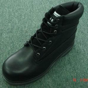China Genuine Leather Safety Shoes on sale