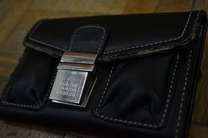 China Leather Black Fashion Men Waist Bag Fanny Pack Purse Accessories Wallet Pocket on sale