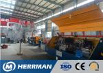 Alloy Aluminum Rod Continuous Casting And Rolling Line 5T/H Annual Production Capacity