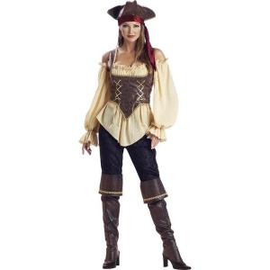 China Pirate Costumes Wholesale Adult Rustic Pirate Lady Outfit Wholesale from Manufacturer Directly carnival Costumes on sale