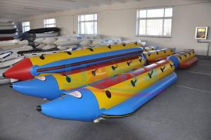 China Liya banana boat4.6m,inflatable boat,rubber boat on sale