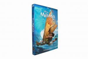 China Hot selling Moana Children Cartoon Disney DVD Movies,new dvd,bluray on sale