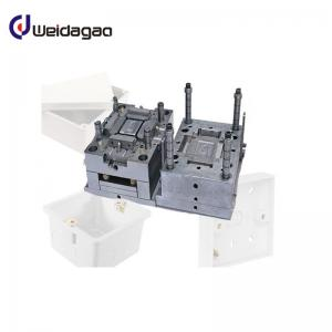China PP ABS PC Industrial Injection Moulding , Plastic Injection Moulding Process on sale