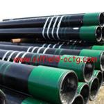 API 5CT oil well downhole pipe seamless steel casing