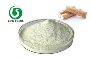 China Wild Yam Dried Vegetable Powder For Dietary Supplement Dioscorea Villosa L. on sale