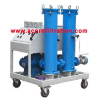 China Mobile Portable Oil Filter Machine Carts on sale