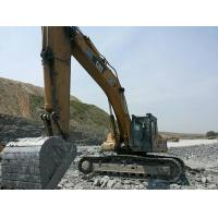China 325C used CAT excavator for sale track excavator second hand digger 325D on sale