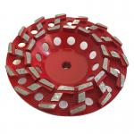 S Type Segmented Diamond Grinding Cup Wheel Concrete Cup Diamond Wheel