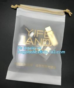 China Customized Biodegradable Laundry Bags Environment Friendly Hotel Packaging Clothes on sale