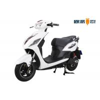 Electric Hub Motor Scooter , Electric Sport Scooter F / R DISC Brake