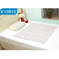 China TC Fiber Cooling Gel Mattress Pad , Baby Sleeping Cooling Pad on sale