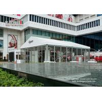 10m Clear Span A shape Outdoor Party Tent For New Product Launch
