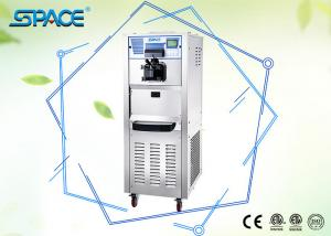 China Eco Friendly Three Flavor Ice Cream Machine High Capacity CE Certification on sale
