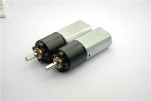 China Mini Planetary Electric Motor Gearbox for Monitoring Equipment on sale