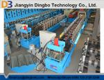 Garage Metal Shutter Door Steel Strip Roller Slat Making Machine with Chain Transmission