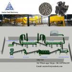 KHL-400 Factory directly Bio fertilizer production line/Organic fertilizer plant