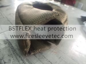 China La manta del T3 Turbo se ennegrece hacia fuera y 2 50' tubo de calor multíple del jefe del extractor de la cinta del abrigo on sale
