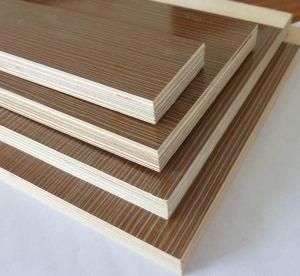 China Strong Nail Holding 18mm Film Faced Plywood For Home Furniture Industry 8%~12% on sale