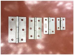 China Oem Odm Outdoor Door Hinges , Iron Gate Hinges Corrosion Resistant on sale