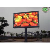 China Waterproof P6 Led Billboard Advertising Outdoor Full Color Led Display on sale