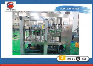 Quality Washing Filling Sealing 3 in 1 Monoblock Drink Water Filling Machine for Pet for sale