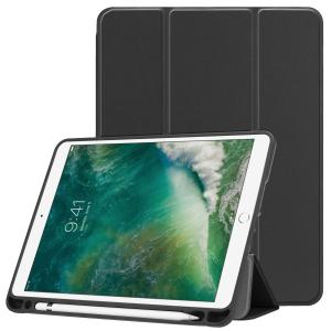 China iPad 9.7 2018 Case with Built-in Apple Pencil Holder, Soft TPU Back Cover for Apple iPad 9.7 2018/2017,iPad Air /Air 2 on sale