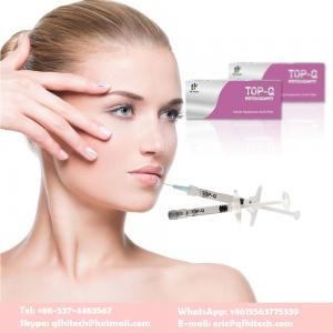 China 2ml cross-linked TOP-Q Super best Hyaluronic Acid Fillers Safety For Shaping Facial Contours on sale