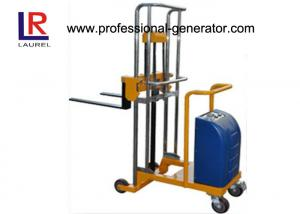 China Shop Forklift Type Warehouse Material Handling Equipment Count Balance Electric Stacker on sale