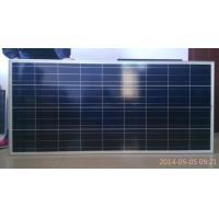 None Warping Polycrystalline Solar Panels 130W Sturdy Anodized Aluminum Frame