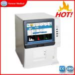 China High Stability Color LCD 3-Part Hematology Analyzer Diagnosis Equipment